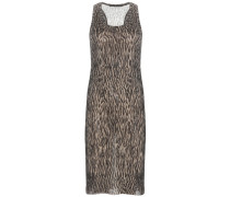 Tanktop-Kleid aus Stretchwolle