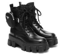 Ankle Boots Monolith aus Leder