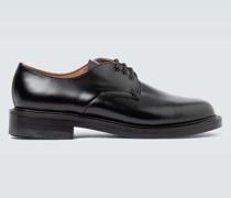 Schuhe Officer Gibson aus Leder
