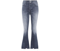Jeans Button Fly Hustler Ankle