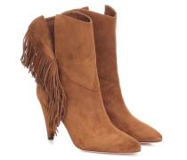 Ankle Boots Wild Fringe 85