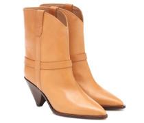 Ankle Boots Limza aus Leder