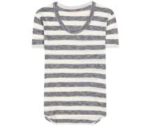 T-Shirt Gia aus Baumwolle