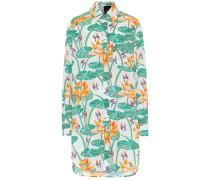 Paula's Ibiza Hemdblusenkleid aus Seide