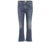 Jeans Drew Crop Flare
