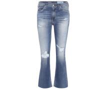 Flared Jeans The Jodi Crop