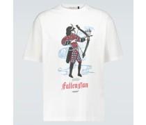 T-Shirt Samurai aus Baumwolle