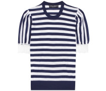 T-Shirt aus einem Cashmere-Seidengemisch