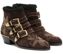 Ankle Boots Susanna mit Shearling