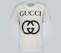 Bedrucktes Oversize-T-Shirt