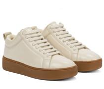 Sneakers Quilt aus Leder
