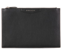 Lederclutch Antigona