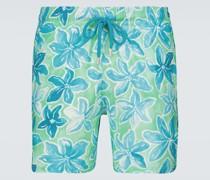 Bedruckte Shorts Mahina