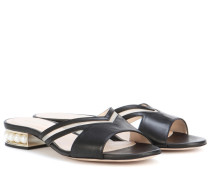 Sandalen Casati aus Leder