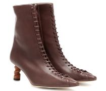 Ankle Boots Simone aus Leder
