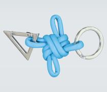 Schlüsselring aus Leder