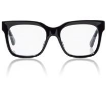 Oversize-Brille