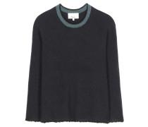 Pullover aus einem Woll-Yak-Gemisch