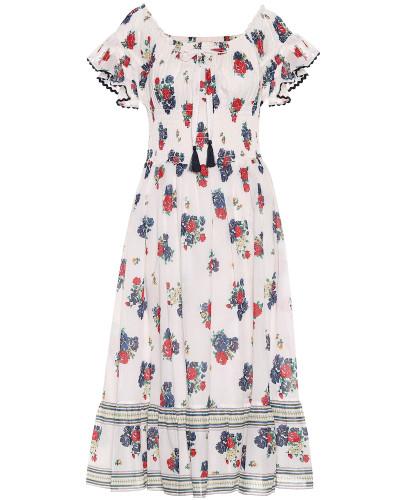 Kleid Meadow Folly aus Baumwolle