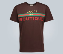 T-Shirt Boutique aus Baumwolle