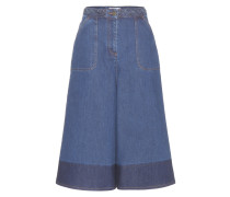 Jeans-Culottes