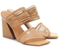 Sandalen Evalyn aus Leder