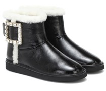 Ankle Boots Viv Snow Strass