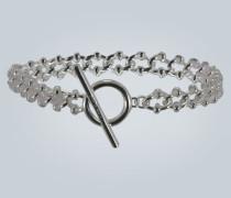 Armband DNA aus Sterlingsilber