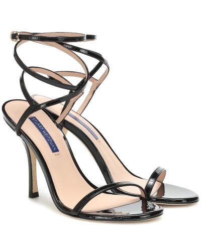 Sandalen Merinda aus Lackleder