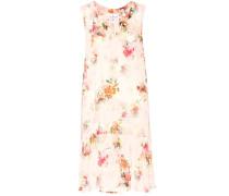 Crêpe-Kleid Nerissa mit Blumen-Print