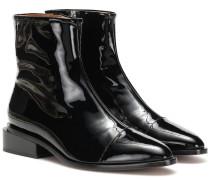 Ankle Boots Xaviere aus Lackleder