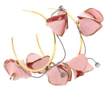 Ohrringe mit Verzierungen