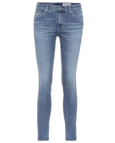 Mid-Rise Skinny Jeans The Legging Ankle
