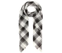 Schal aus Wolle, Cashmere und Seide