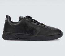 Sneakers V-10 aus Leder