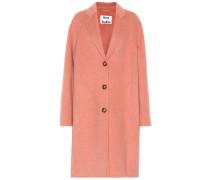 Mantel Avalon Doublé aus Wolle und Cashmere