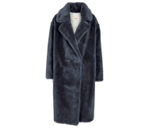 Meteo Mantel aus Wolle