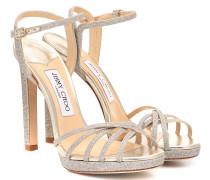 Sandalen Lilah 120 mit Glitter