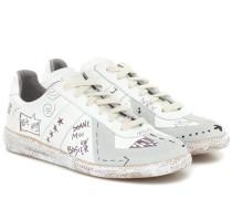 Sneakers Vintage Graffiti