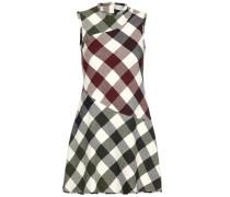 Kleid Sleevless Panelled Mini aus Baumwollgemisch