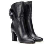 Ankle Boots Marlene 85 aus Leder