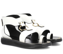 Sandalen Nindle aus Leder
