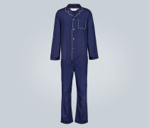 Pyjama Lombard 6 aus Baumwolle