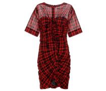 Kleid Wallace aus Baumwolle und Leinen