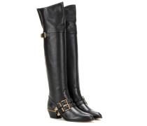 Overknee-Boots Susanna aus Leder