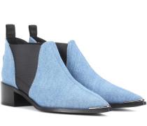Ankle Boots Jenny aus Denim