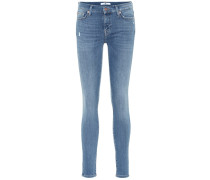 Mid-Rise Jeans The Skinny