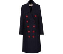 Mantel Benington aus Wolle