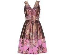 Kleid Flora aus Brokat