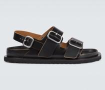 Birkenstock x Sandalen Milano aus Leder